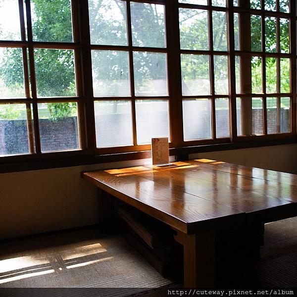 宜蘭文學館 九穀咖啡館