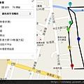 羅東林場MAP