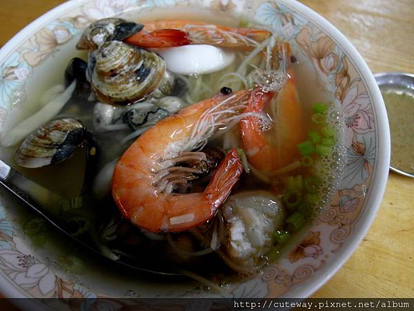 石春臼海鮮粥