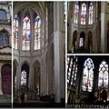 聖潔維聖波蝶教堂Eglise St-Gervais St-Protais