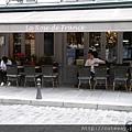 玫瑰咖啡店La Rose de France