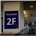 CDG戴高樂機場1A到2F
