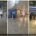 CDG戴高樂機場2F到2E
