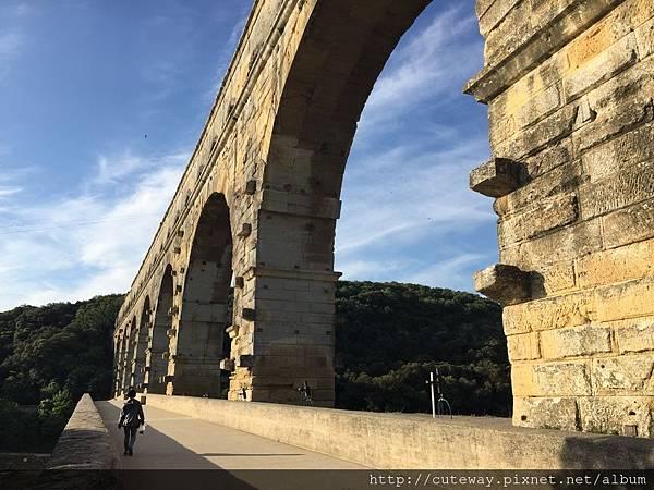 亞維儂→加爾橋