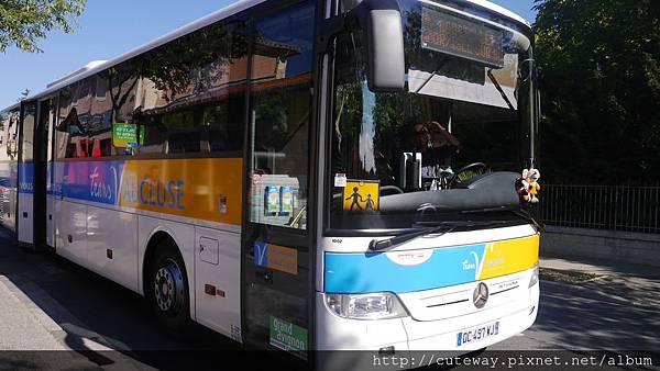 亞維儂往索格島巴士