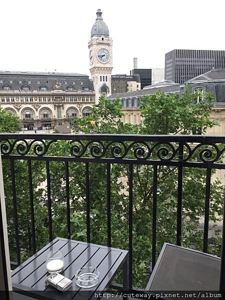 巴黎住宿Hotel Terminus