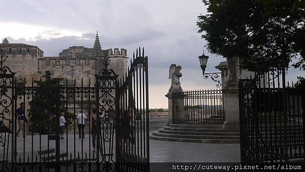 聖母院大教堂Avignon Cathedral