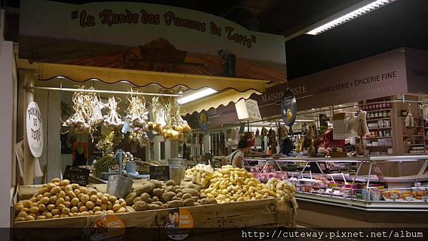 亞維儂傳統市場Marché les Halles