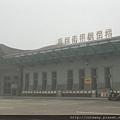 霧鎖南竿機場