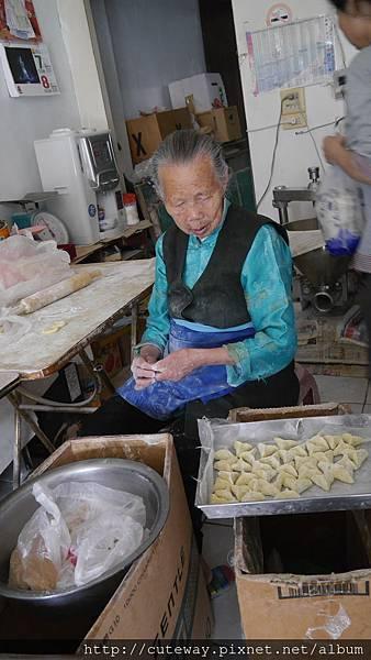 塘岐村阿婆魚麵店
