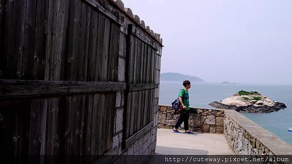 馬祖北竿芹壁