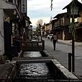 飛驒古川散-瀬戸川と白壁土蔵街