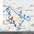 飛騨古川散策map