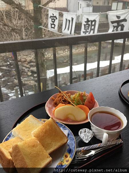 高山散策2-かじ橋カフェ