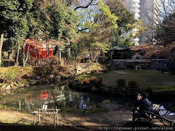 名古屋覺王山 揚輝荘北庭園