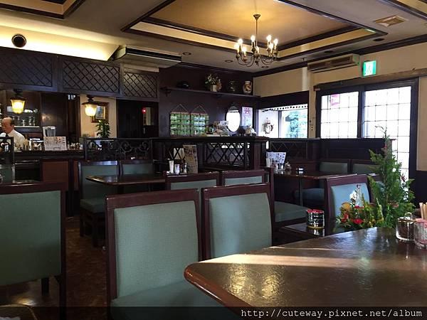 名古屋四間道  バロン復古咖啡店