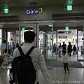 釜山金海機場搭輕軌