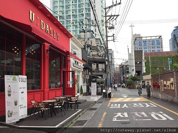 [田浦]U:DALLY CAFE (카페 유달리)