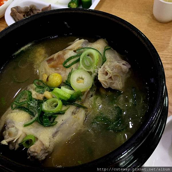 [海雲台]傳說中的蔘雞湯(해운대소문난삼계탕)