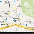 南浦洞map