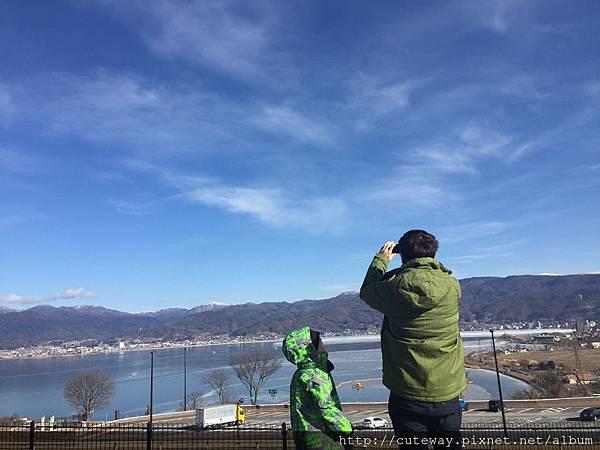 TOCOO租車自駕-諏訪湖SA