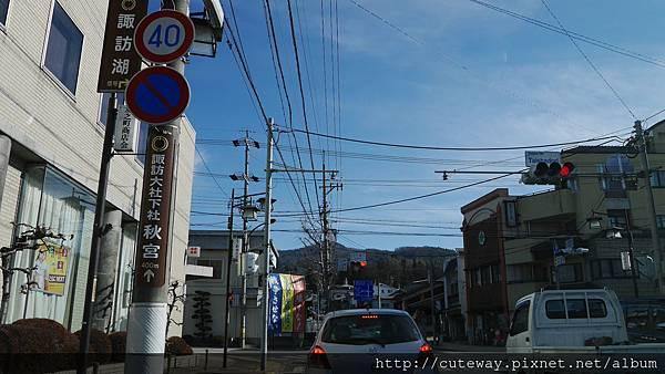 [長野]諏訪大社-春宮