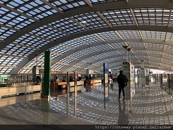 [交通]北京機場-機場線