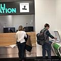 [交通]維也納機場入境後免稅海關