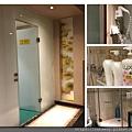 [交通]北京機場-國航休息室淋浴間