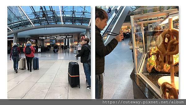 DB德鐵-法蘭克福機場車站