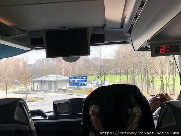 flixbus_紐倫堡往布拉格休息站