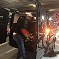 uber_維也納客運站往民宿