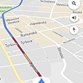 budget租車_google map導航.jpg