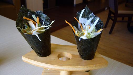 竹美山閣-餐廳