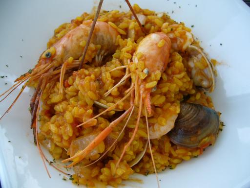 ANSWER 西班牙海鮮飯