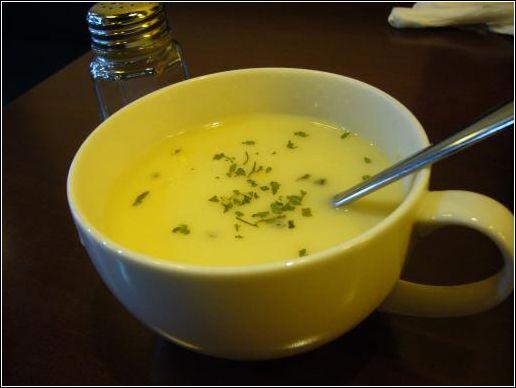 西西里 濃湯