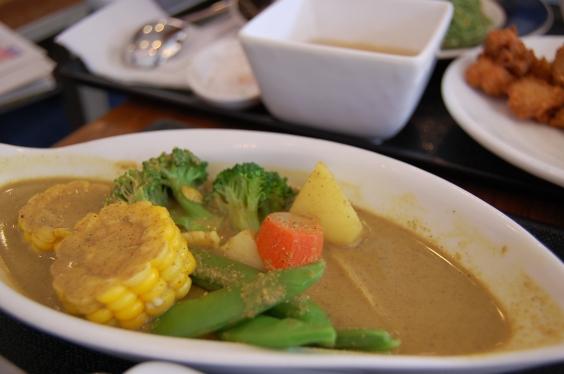 繼光香香雞-蔬菜咖哩