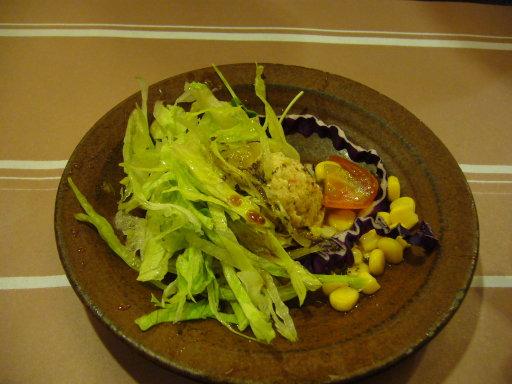 咖哩事典-油醋沙拉
