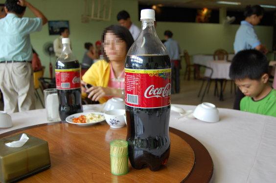 高棉-2L的大可樂