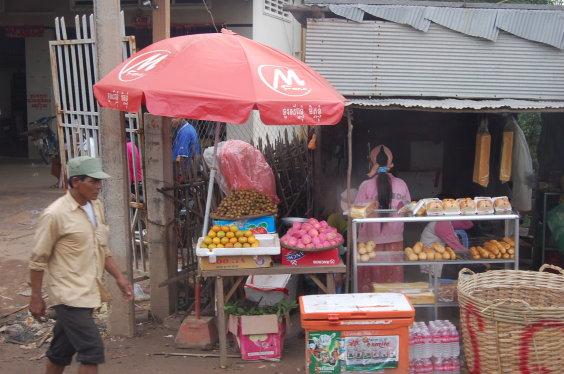 高棉-法國麵包
