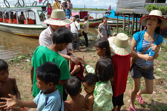 高棉-Tonle Sap
