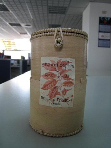 柬埔寨的咖啡