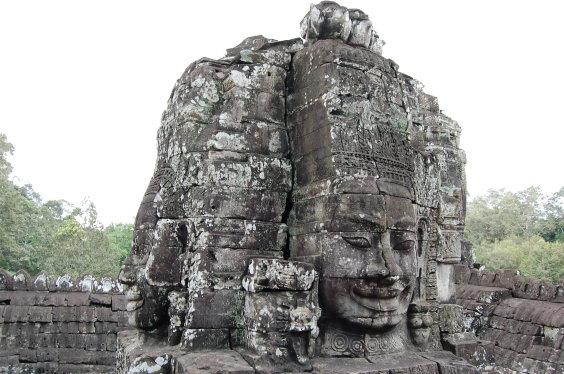 高棉-巴戒廟