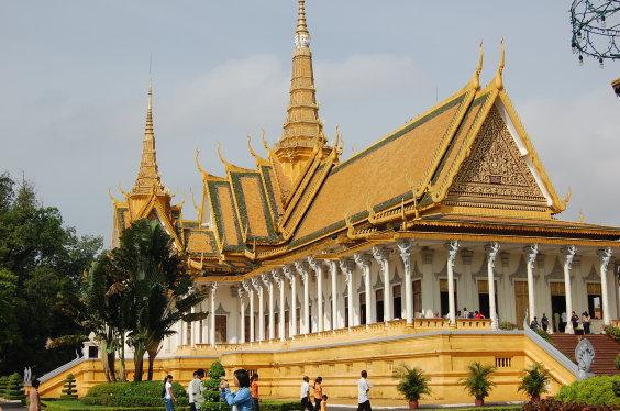 2007高棉-皇宮