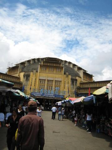 2007高棉-金邊中央市場