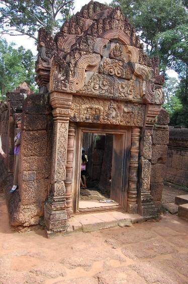 Combodia - Banteay Srei