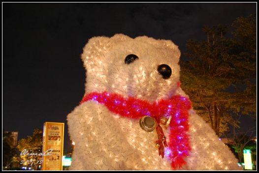 Tiger City的熊