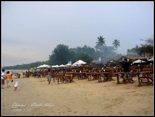 Jimbaran Ray海邊燒烤
