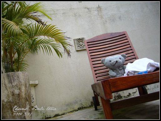 熊熊看我們玩水