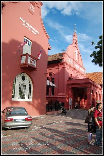 Melaka-聖保羅教堂
